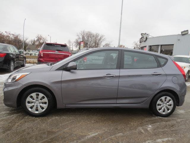 2016 Hyundai Accent GL 4-Door Hatchback FWD