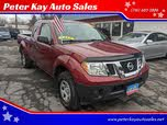 2015 Nissan Frontier SV King Cab