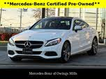 2017 Mercedes-Benz C-Class C 300 Coupe 4MATIC