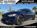 2016 BMW M4 Coupe RWD