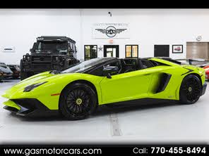 Used 2016 Lamborghini Aventador For Sale With Photos