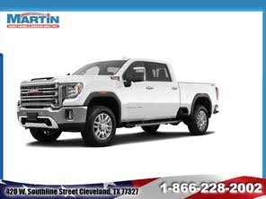 2020 Gmc Sierra 2500hd Price Cargurus