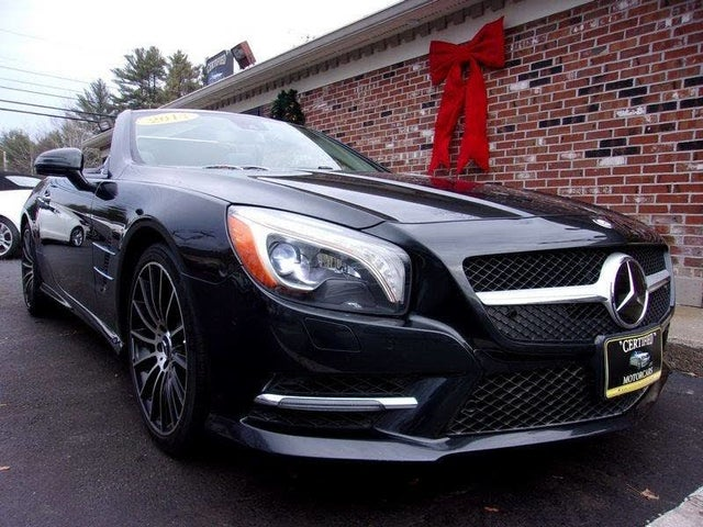 Used 2013 Mercedes-Benz SL-Class SL 550 for Sale (with ...