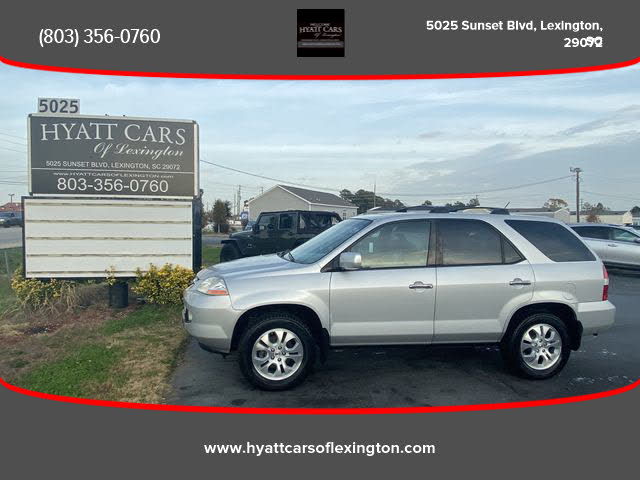 Used 2002 Acura Mdx For Sale  With Photos