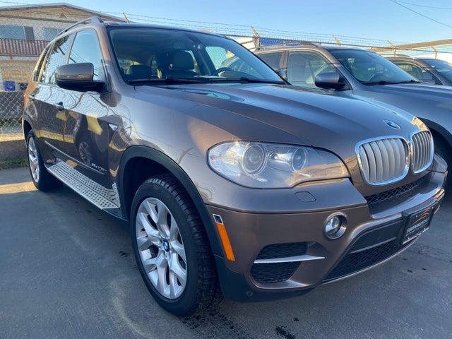 2013 BMW X5 xDrive35d AWD