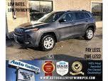 2018 Jeep Cherokee North FWD
