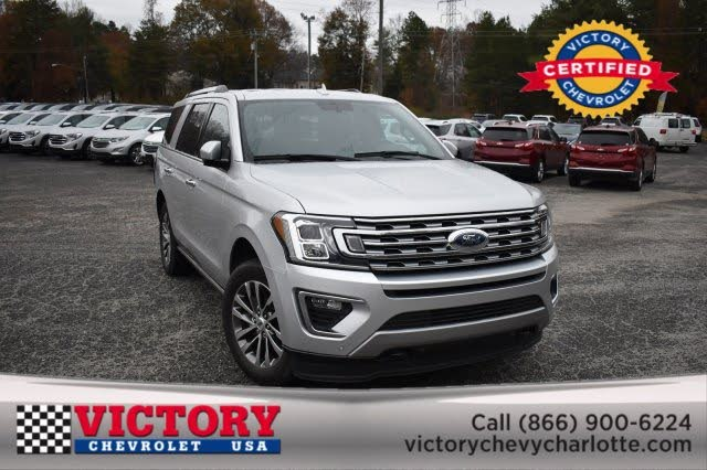 2018 Ford Expedition Limited 4WD