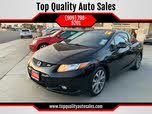 2012 Honda Civic Coupe Si w/ Summer Tires