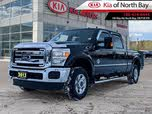 2013 Ford F-250 Super Duty XLT Crew Cab 4WD