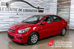 2017 Hyundai Accent GL Sedan FWD