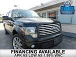 2011 Ford F-150 Harley-Davidson SuperCrew 4WD