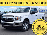2019 Ford F-150 XLT SuperCab RWD