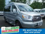 2017 Ford Transit Passenger 150 XL Low Roof RWD with 60/40 Passenger-Side Doors