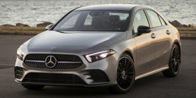 2020 Mercedes-Benz A-Class A 220 Sedan 4MATIC AWD