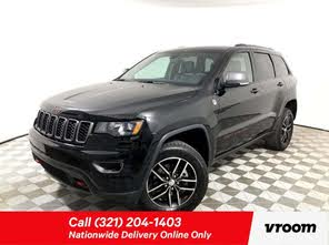 Jeep Grand Cherokee Trailhawk For Sale >> 2017 Jeep Grand Cherokee Trailhawk 4wd
