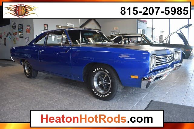 1969 Plymouth Road Runner Hardtop Coupe