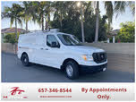 2014 Nissan NV Cargo 1500 S