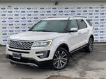 2017 Ford Explorer Platinum AWD