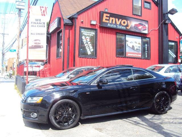2012 Audi A5 2.0T quattro Premium Coupe AWD