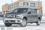 2015 Ford F-150 XLT SuperCrew 4WD