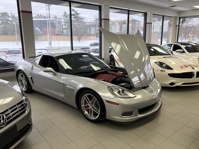 2006 Chevrolet Corvette Z06 Coupe RWD
