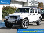2018 Jeep Wrangler Unlimited JK Sahara 4WD
