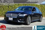 2019 Lincoln Continental Select FWD