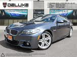 2015 BMW 5 Series 535d xDrive Sedan AWD