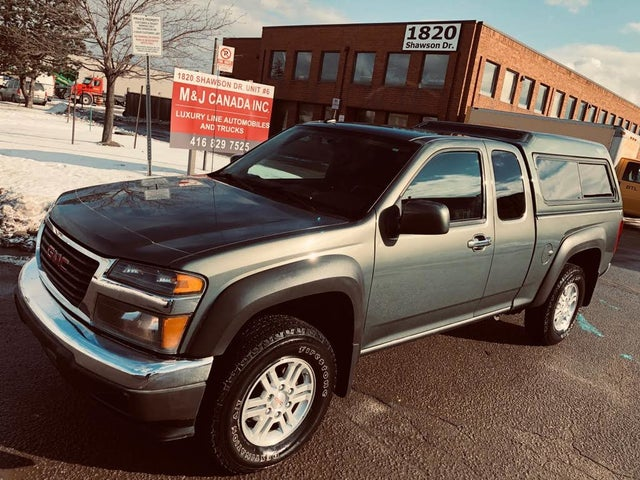 2010 GMC Canyon SLE1 Ext. Cab 4WD