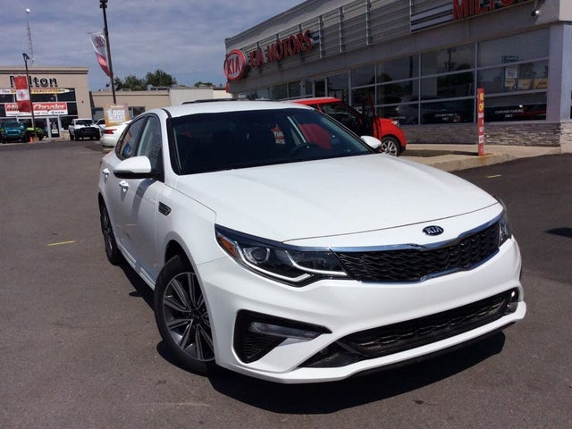 2020 Kia Optima EX FWD