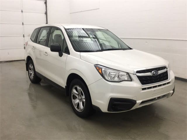 Used Subaru Forester With Manual Transmission For Sale Cargurus