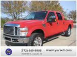 2010 Ford F-250 Super Duty XLT Crew Cab 4WD