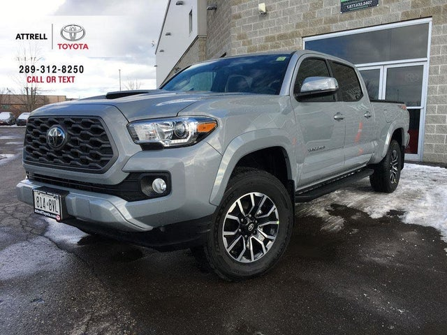 2020 Toyota Tacoma TRD Sport Double Cab LB 4WD