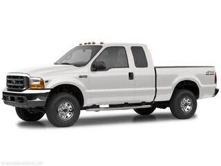 2004 Ford F-250 Super Duty XL 4WD Extended Cab SB