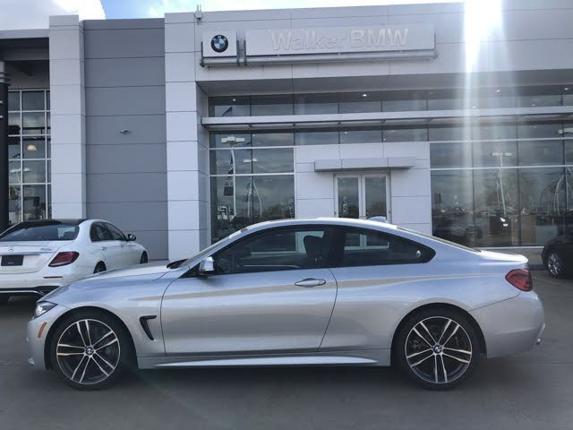 2019 BMW 4 Series 430i Coupe RWD