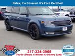 2018 Ford Flex Limited AWD w/ Ecoboost