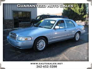 Grand Marquis For Sale >> 2009 Mercury Grand Marquis Ls