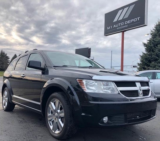 Used 2010 Dodge Journey R/T AWD For Sale (with Photos