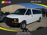 2014 Chevrolet Express 3500 1LS Extended RWD