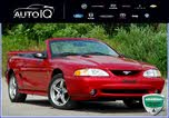 1998 Ford Mustang SVT Cobra Convertible