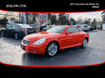 2002 Lexus SC 430 RWD