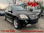 2010 Mercedes-Benz M-Class ML 550 4MATIC AWD