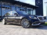 2018 Mercedes-Benz S-Class Maybach S 560 4MATIC AWD