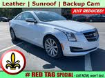 2017 Cadillac ATS Coupe 2.0T AWD
