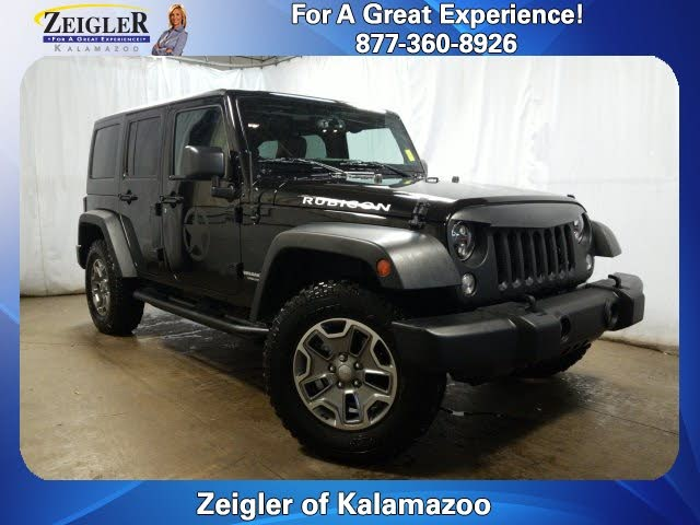 Used Jeep Wrangler Unlimited for Sale in Fort Wayne, IN ...