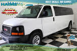 2015 GMC Savana LS 3500 Ext
