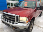 2003 Ford F-350 Super Duty XLT Extended Cab SB 4WD