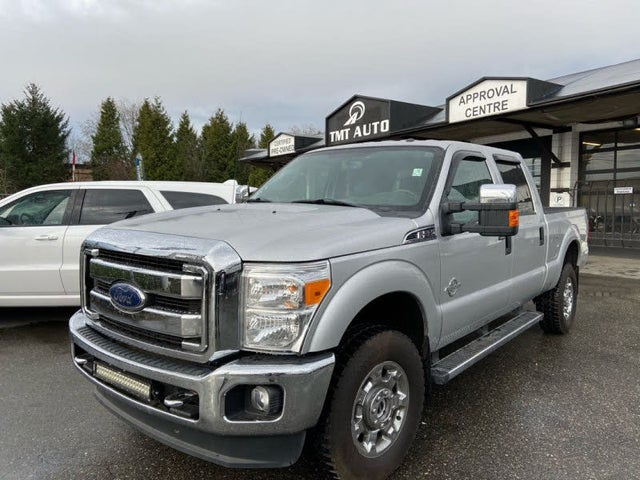 2016 Ford F-350 Super Duty XL Crew Cab 4WD