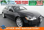 2015 Audi A6 2.0T quattro Premium Plus Sedan AWD