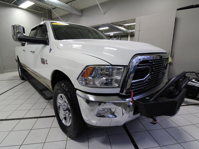 2011 RAM 3500 Laramie Crew Cab 6.3 ft. Bed 4WD